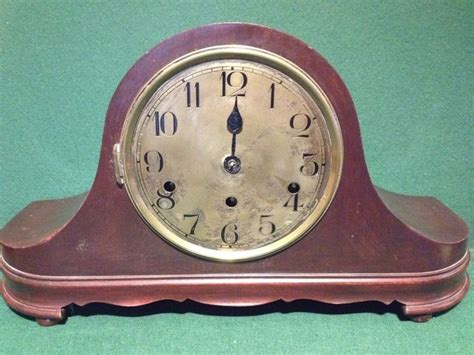 Antique Kienzle Mantle Clock With Westminster Chime