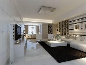Carrelage et sol en marbre comme accent de linterieur for Tapis shaggy avec canape lit art deco