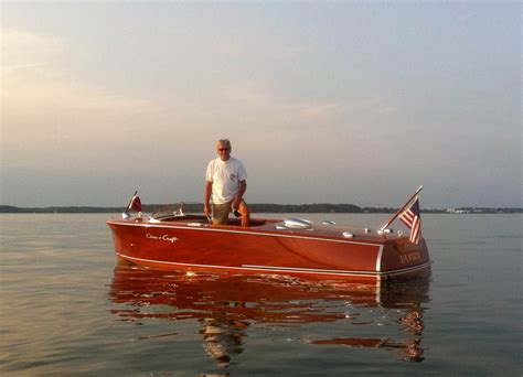Classic Riviera Boats by Do Classic Chris Craft Rivieras Get The Respect They