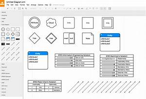 Database - Entity Relationship Diagram Software