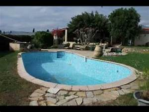 fibre de verre sur carrelage piscine youtube With carrelage tour de piscine