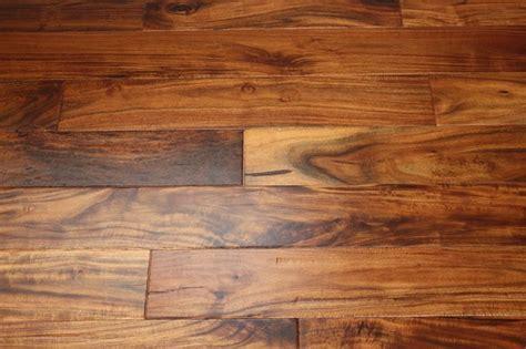 "Acacia Parchment, Hand Scraped Hardwood Floor, 5""X9/16""X4"