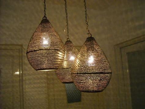 moroccan black oxidize ceiling fixture l chandelier ebay