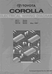Wiring Diagram For 1999 Toyota Corolla