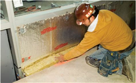 thermafiber safing firestopping insulation