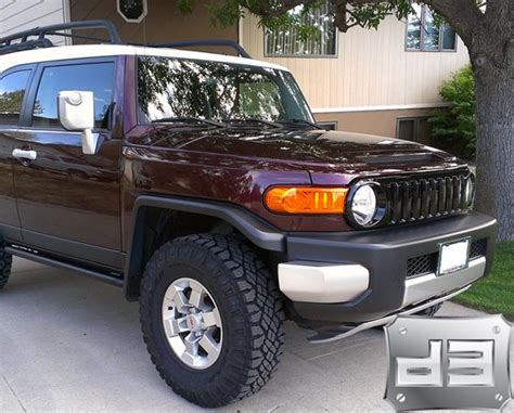 Toyota Fj Replacement by Toyota Fj Cruiser Black Replacement Grill Grille Shell Ebay