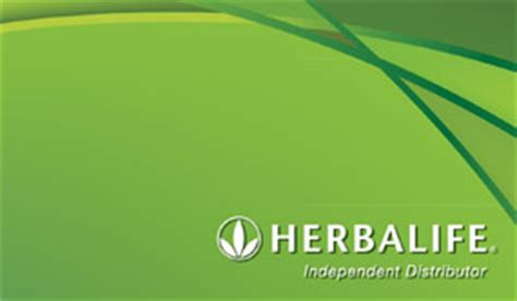 herbalife business cards  herbalife business card