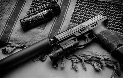 Tactical Heckler Koch Vp9 Pistol Weapon Gun