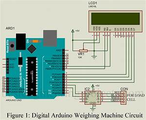 Arduino Weighing Machine Using Hx711