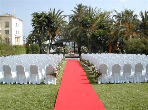 hotel don carlos wedding venues  marbella spain