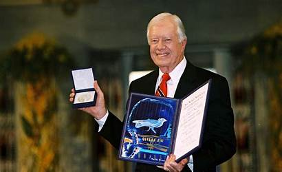 Carter Jimmy Peace Prize Nobel Britannica Biography