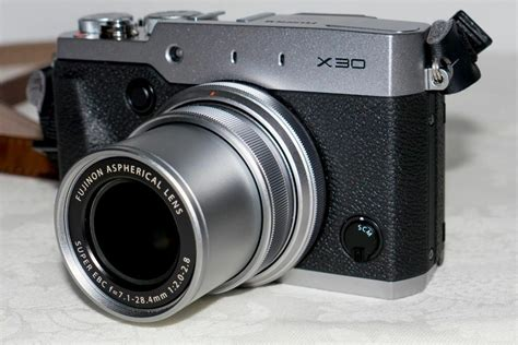 Fujifilm X30 Fuji X30 Camera *mint*