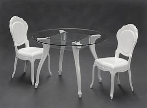 Tisch Rund 100 Cm : tisch rund glas esstisch rund barock wei tisch ~ Whattoseeinmadrid.com Haus und Dekorationen