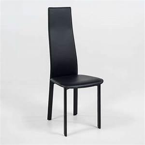 Chaise De Sejour : chaise de s jour contemporaine en synderme chris 4 ~ Teatrodelosmanantiales.com Idées de Décoration