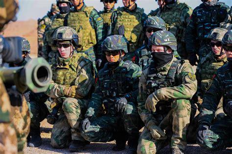 military compare  russia china  north