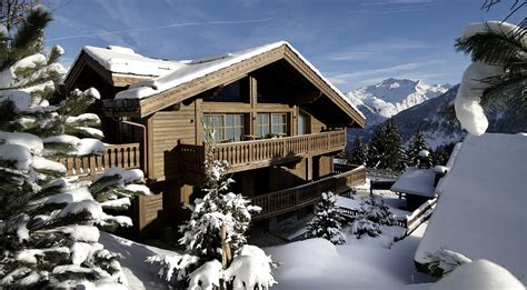 luxury catered ski chalet in courchevel 1850