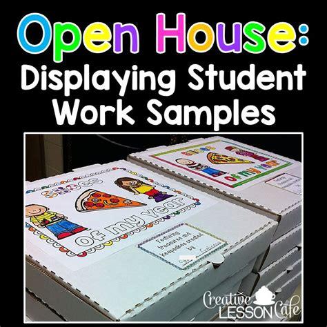 creative lesson cafe open house ideas for teachers 935   ac56532599e032d95a366b6d516d9763