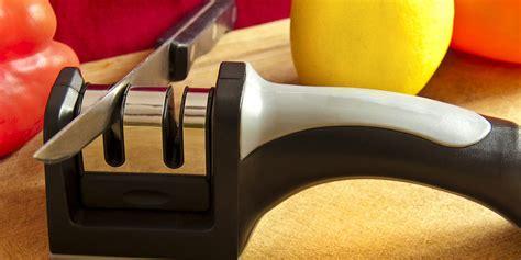 knife sharpener kitchen howtohome