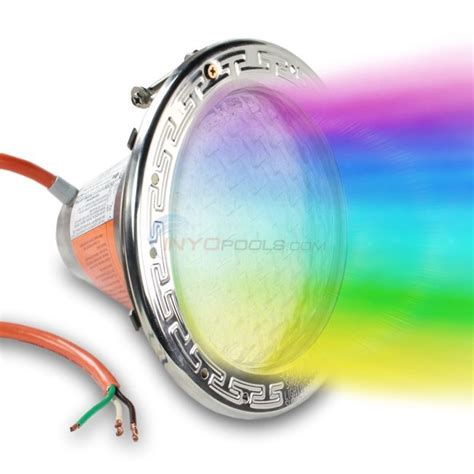 amerlite pool light pureline colors led bulb pentair amerlite pool