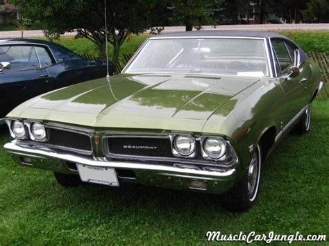 Chevrolet Beaumont by 1968 Pontiac Beaumont Canada S Version Of The Chevy