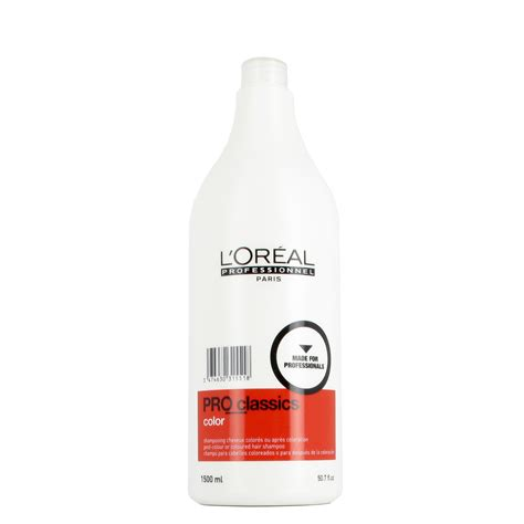 lpost or l post shampooing optimiseur post color pro classic 1500 ml l