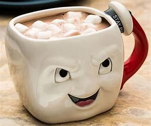 ghostbusters marshmallow mug