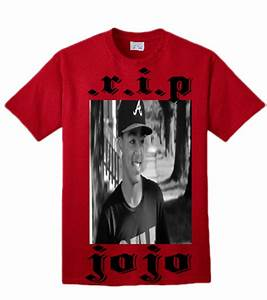 BDK R I P JOJO R I P SDBK JO  Cotton T Shirt
