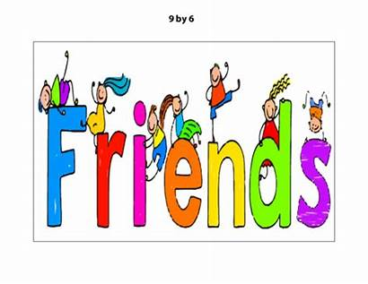 Friends Word Clipart Poster Posters Kidspressmagazine Confidence
