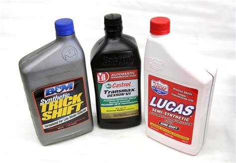 How To Choose The Right Automatic Transmission Fluid For