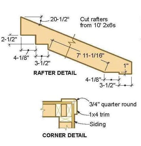 Shed Plans 8x12 Lean To by 8 215 12 Lean To Shed Plans Blueprints For Lovely Garden Shed
