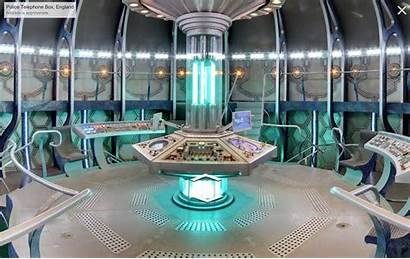 Tardis Interior Console Inside Dr Doctor Iphone