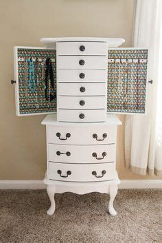 1000+ Ideas About Jewelry Armoire On Pinterest Armoires