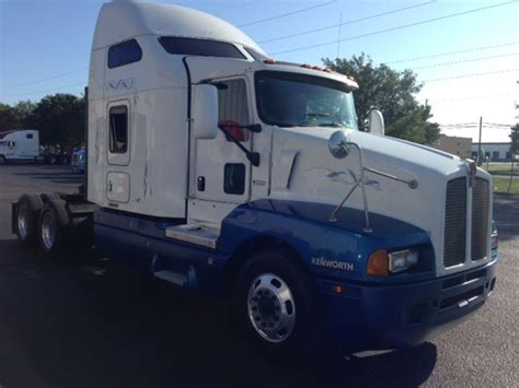 2007 kenworth trucks for sale used 2007 kenworth t660 for sale truck center companies
