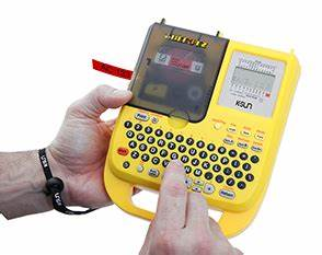 industrial label printers wire markers thermal label With electrician label maker
