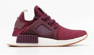adidas NMD XR1 Primeknit Maroon Gum BB2368 Sneaker Bar Detroit