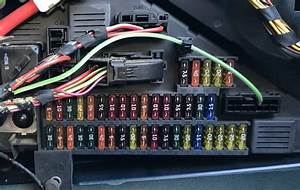 E60 Fuse Box Diagram - E60  E61 2004-2010