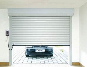 prix porte de garage enroulable lakal maison travaux With lakal porte de garage prix