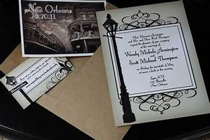 301 moved permanently With wedding invitations new orleans theme