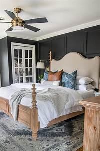 Our, Moody, Modern, Vintage, Master, Bedroom, Reveal