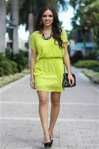 Black Mimi Boutique Bags Lime Green 2020AVE Dresses