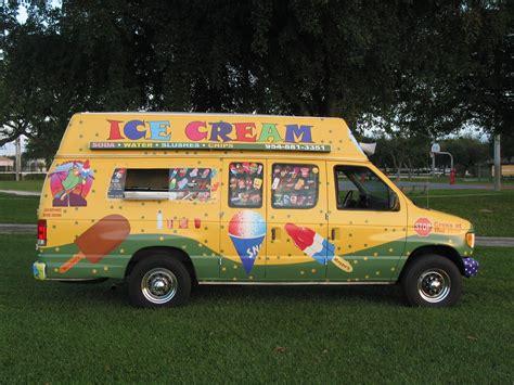 ice cream truck florida trucks beach pimp maypo gunaxin funny dade palm snow summer cones pimped broward counties
