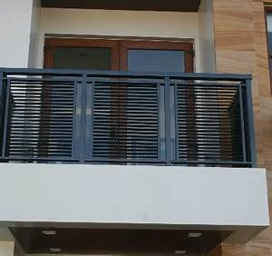 31 House Railing Designs For Balcony Staircase In India