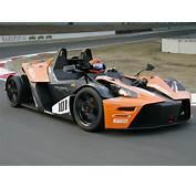 KTM X Bow GT4 Race Car  Picture 270381 Review Top