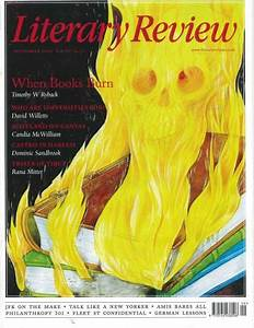 Literary Review Magazine Subscription
