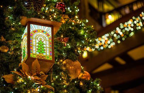hotels of disneyland at christmas half day tour disney