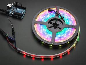 Adafruit Neopixel Digital Rgb Led Strip