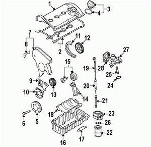 1970 Vw Beetle Engine Parts Diagram