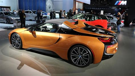Bmw I8 Roadster Photo by Bmw I8 Roadster Roof Live Photos Photo