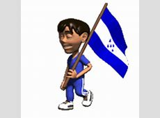 Banderas Animadas de Honduras