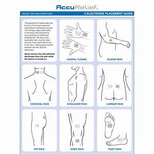 Amazon Com  Accurelief Single Channel Tens Electrotherapy